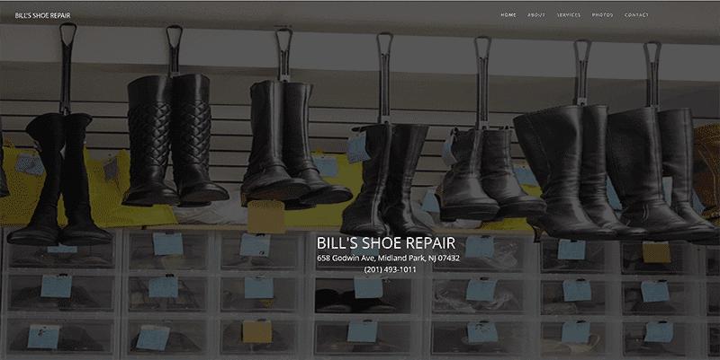 Bill Shoe Repair