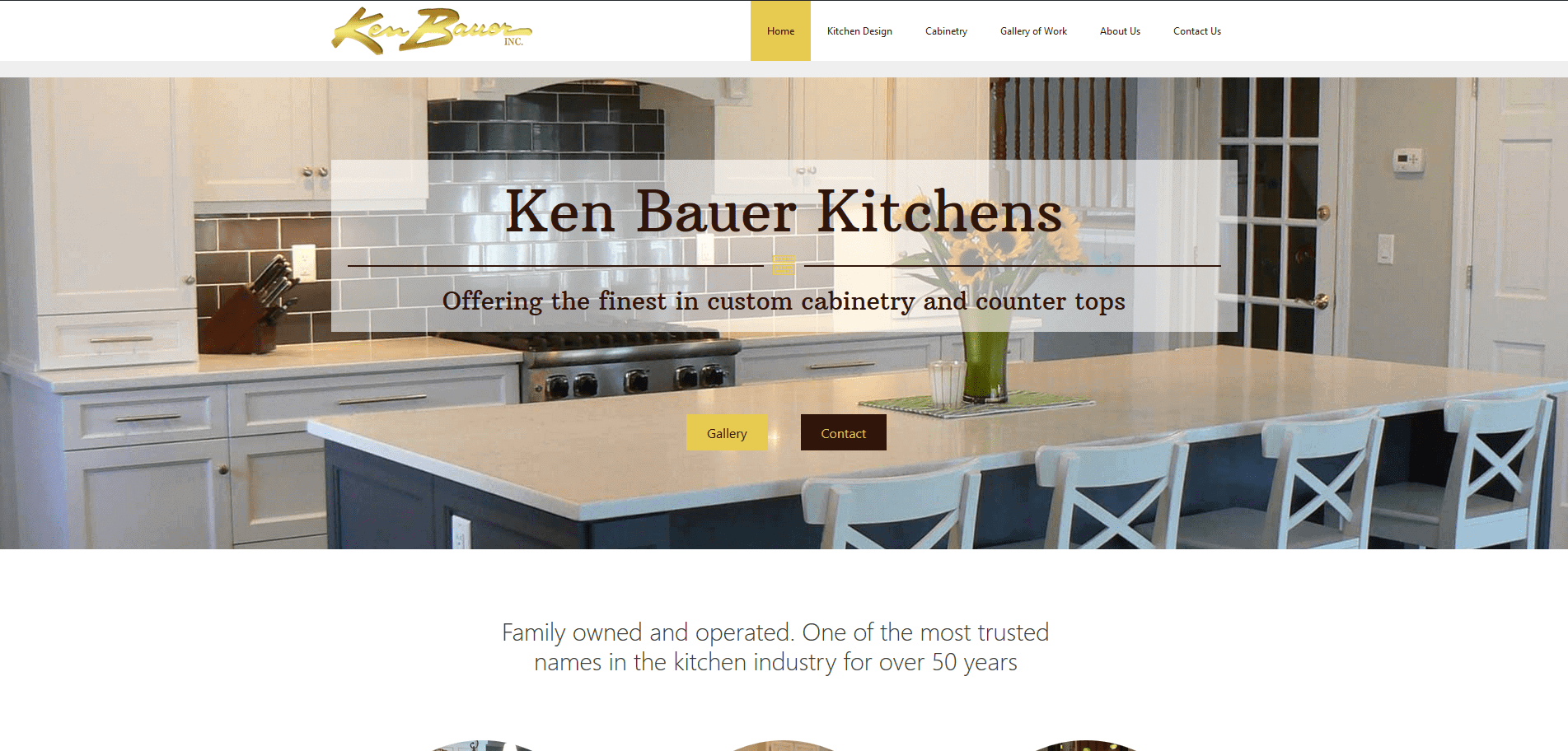 Ken Bauer Kitchens