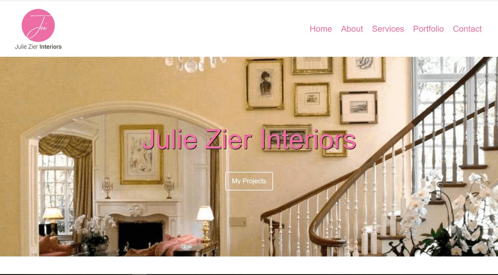 Julie Zier Interiors